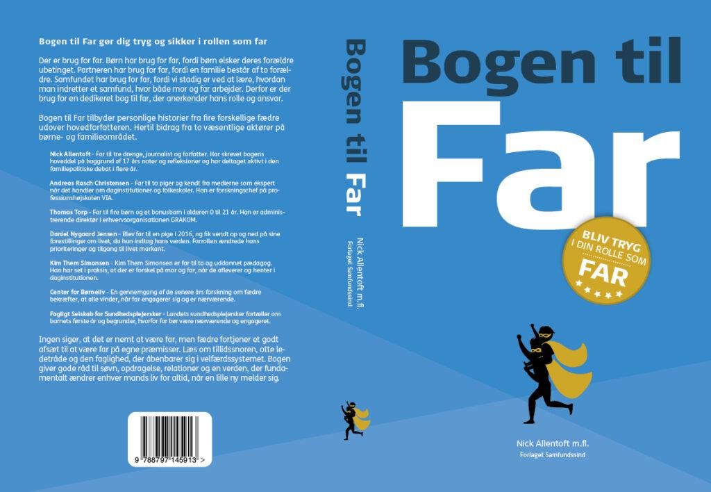 Cover - Bogen til Far